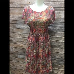Anthropologie Weston Dress